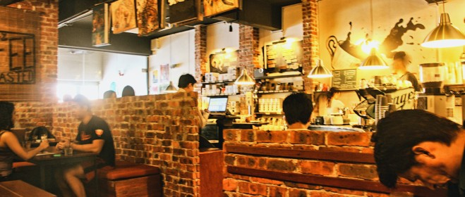 Cafe Photo